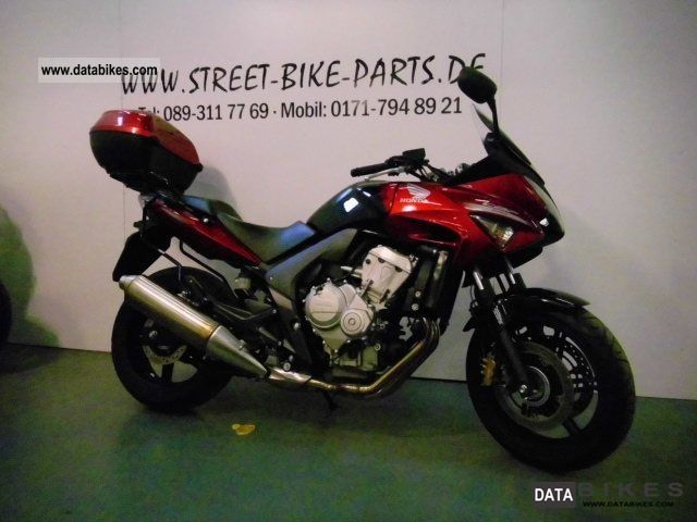2011 honda cbf 600 s abs with pc43 and warranty. Black Bedroom Furniture Sets. Home Design Ideas