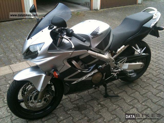 2007 Honda CBR600F Motorcycle Sports/Super Sports Bike photo 1