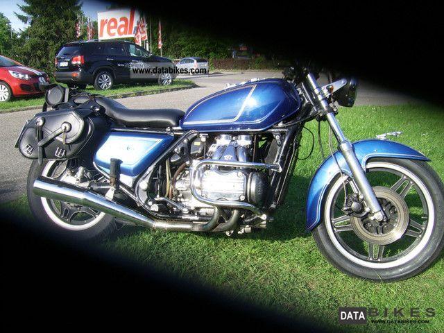 1982 Honda  GL 1100 Gold Wing renovation Motorcycle Motorcycle photo