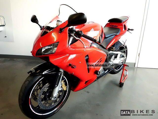2003 Honda  CBR600RR Motorcycle Sports/Super Sports Bike photo