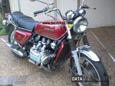 Honda  Goldwing GL1000 1976 Tourer photo
