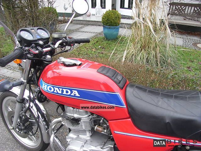 1980 Honda  CB 250 T Motorcycle Motorcycle photo