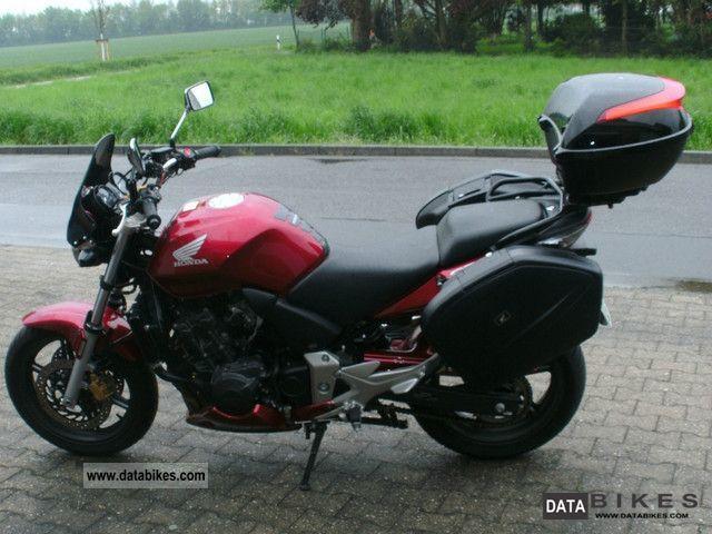 2007 Honda  CBF 600 NA Motorcycle Naked Bike photo