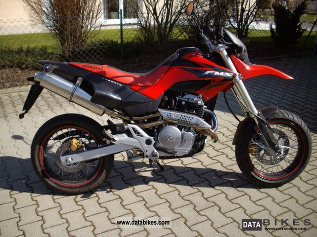 2005 Honda  FMX 650 Funmoto Motorcycle Motorcycle photo