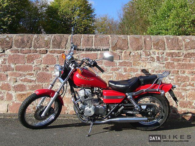 1996 Honda  Rebel Motorcycle Chopper/Cruiser photo