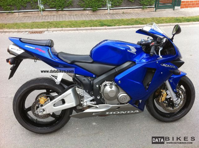 2005 Honda Cbr600rr 3700km Like New 1hand Cheap