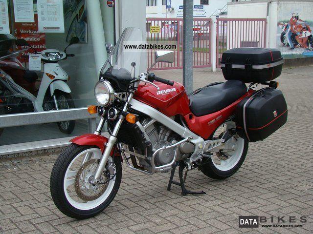 Honda  NTV650 Revere 1993 Naked Bike photo