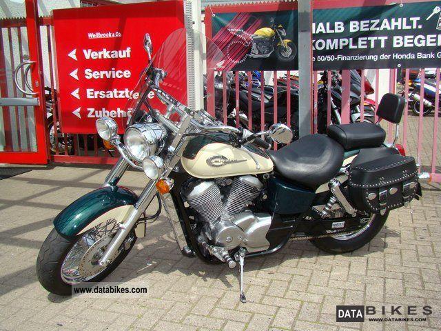 2000 Honda  VT750C2 Shadow Motorcycle Chopper/Cruiser photo