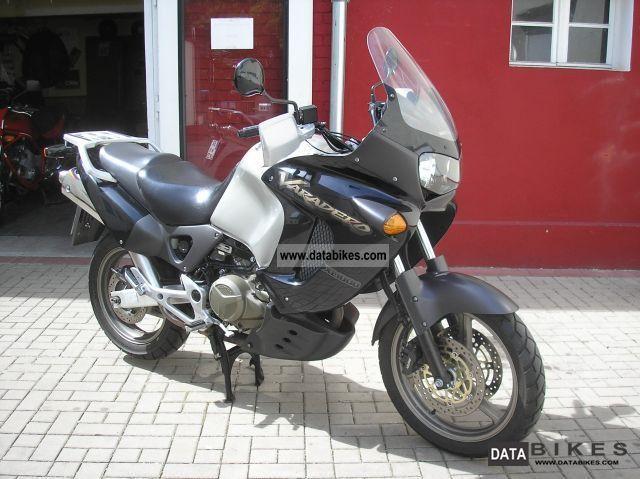 1999 honda xl1000 varadero 1000 u003e 3 owner motorcycle enduro