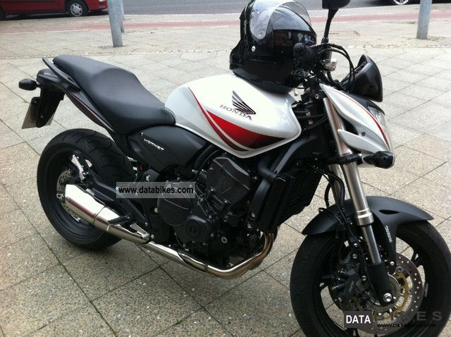 2011 Honda  600 Hornet ABS Motorcycle Naked Bike photo