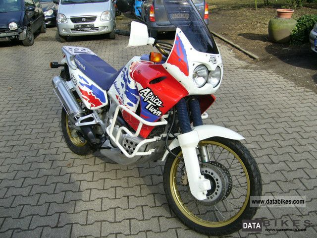 1995 honda africa twin 33 000 tkm 1 hand top condition. Black Bedroom Furniture Sets. Home Design Ideas