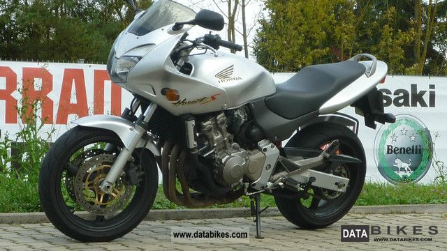 Honda  CB 600 S Hornet 2003 Naked Bike photo