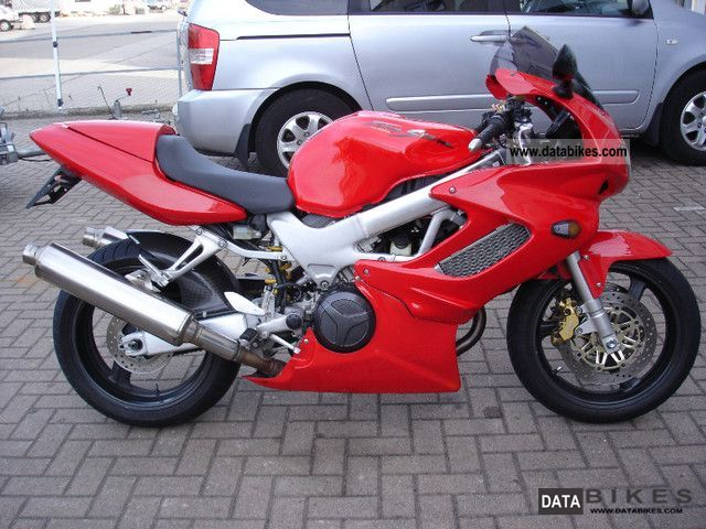 2001 Honda  VTR1000 Firestorm Motorcycle Motorcycle photo