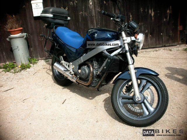 1995 Honda  NTV 650 RC33 Motorcycle Motorcycle photo