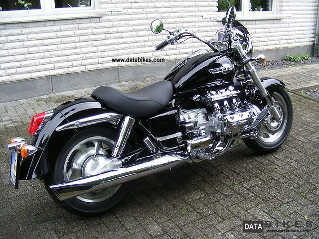 2003 Honda F6c Valkyrie Chopper Bike