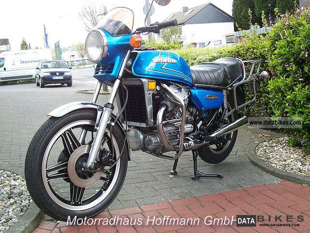1983 Honda  CX500 collector's item! \ Motorcycle Motorcycle photo