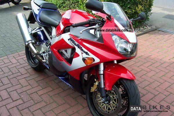 2002 Honda  CBR 900 RR Fireblade SC44 Motorcycle Sports/Super Sports Bike photo