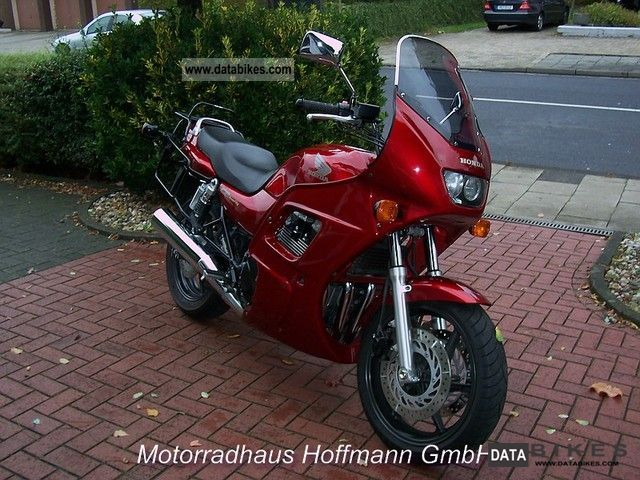 1997 Honda  Seven Fifty CB 750 F Motorcycle Tourer photo