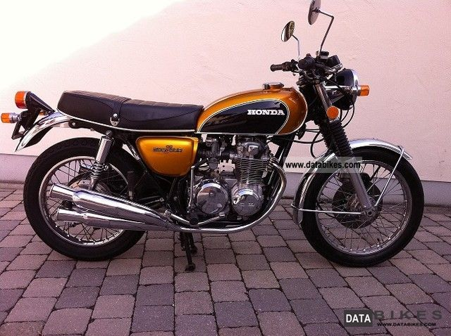 1972 Honda cb500 four parts