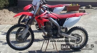 2008 Honda  CRF 450 Motorcycle Rally/Cross photo