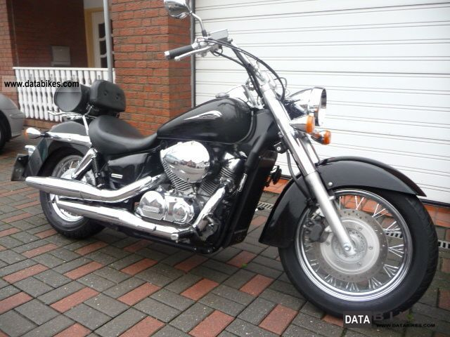 2009 Honda  Shadow Motorcycle Chopper/Cruiser photo