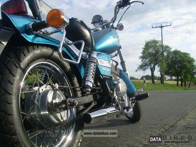 1997 Honda  CA 125 Rebel top condition! Motorcycle Chopper/Cruiser photo