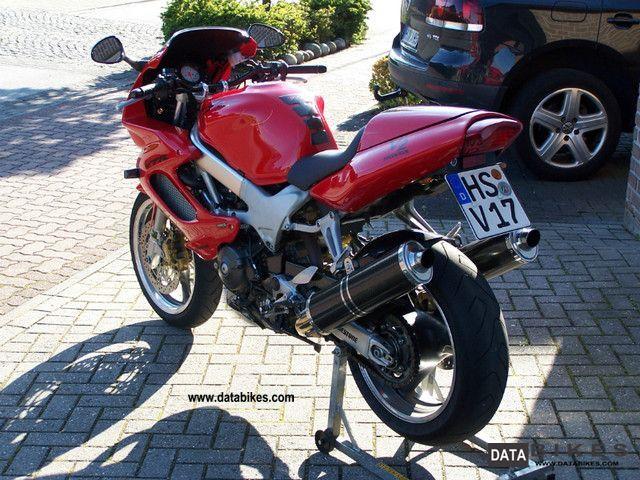 Vtr 1000 Parts 1999 Honda Vtr 1000 f