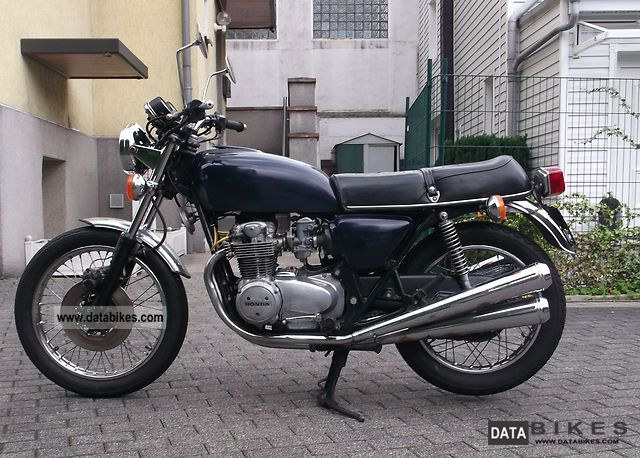 Honda  CB 550 K3 1978 Vintage, Classic and Old Bikes photo