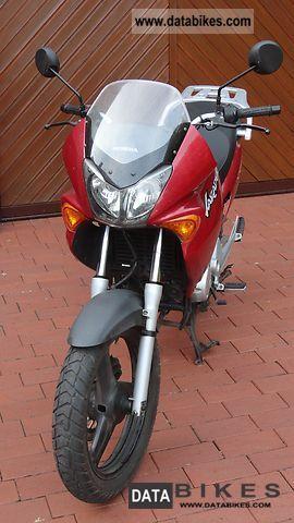 2002 Honda  XL 125 V, 80 km / h record Motorcycle Lightweight Motorcycle/Motorbike photo