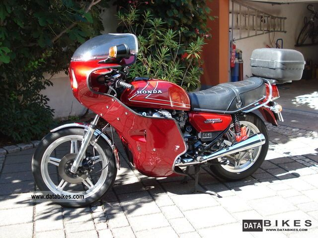 1980 Honda  CX 500 Motorcycle Motorcycle photo