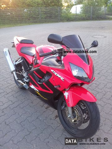 2001 Honda  cbr 600 fs Motorcycle Sports/Super Sports Bike photo
