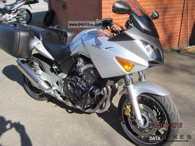 2004 Honda  CBF600SA ABS Motorcycle Tourer photo