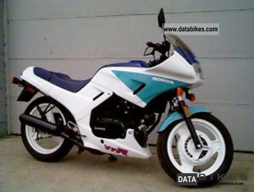 1992 Honda  VTR 250 Motorcycle Motorcycle photo