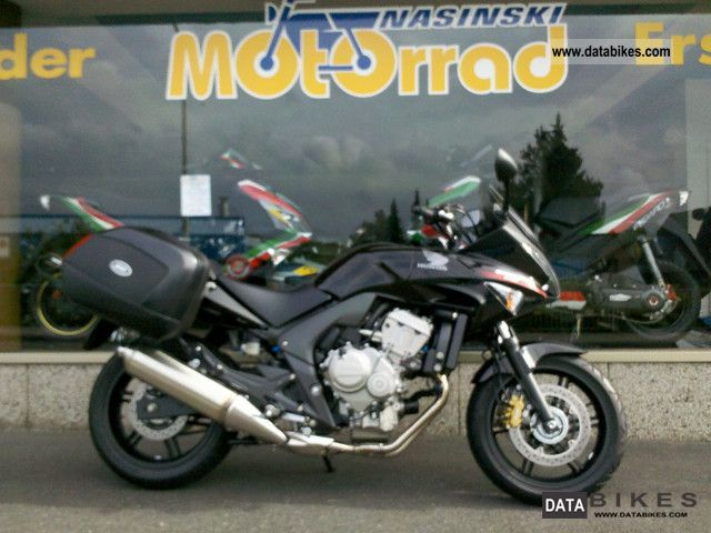 2010 Honda  CBF 600 SA ABS 1100 KM! Motorcycle Motorcycle photo