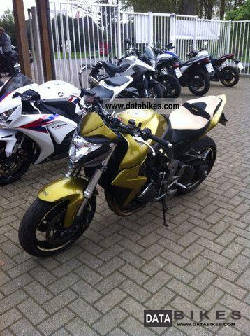 2009 Honda  CB 1000 R Motorcycle Motorcycle photo