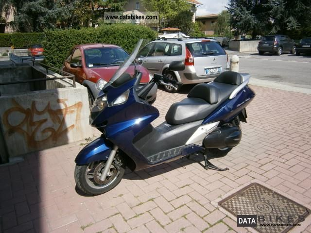 2004 Honda  Silver Wing Motorcycle Motor-assisted Bicycle/Small Moped photo