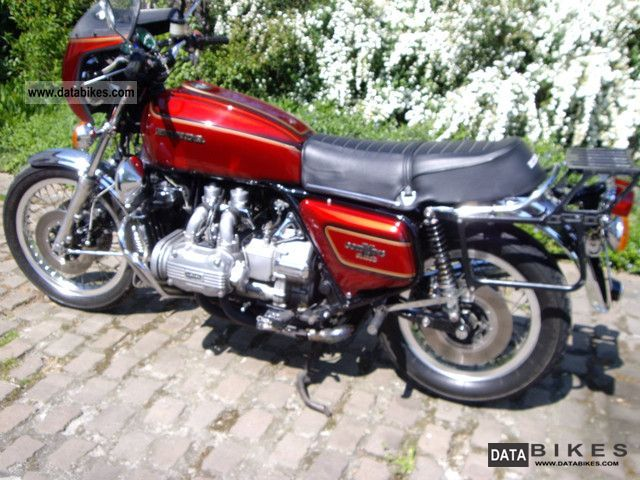1975 Honda  Gold Wing GL 1000 Motorcycle Motorcycle photo