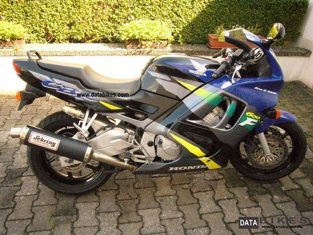 1996 Honda Cbr 600 F Pc 31
