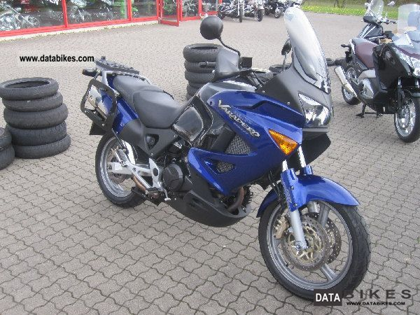 Honda  XL 1000 VARADERO / MOT + Service new! 2003 Enduro/Touring Enduro photo