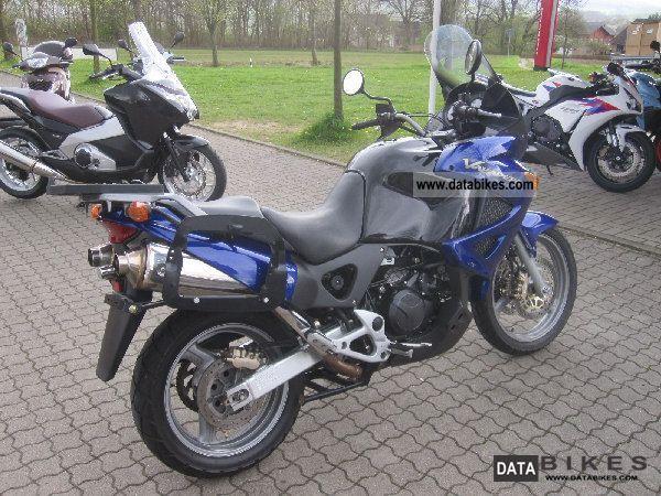2003 Honda XL 1000 VARADERO / MOT + Service new! Motorcycle Enduro ...