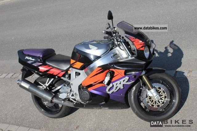 1995 Honda  CBR 900 Fireblade SC28 Motorcycle Sports/Super Sports Bike photo