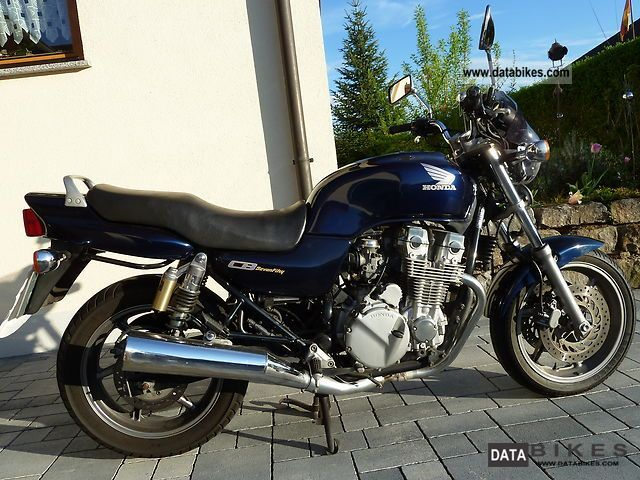 1994 honda cb 750 seven fifty. Black Bedroom Furniture Sets. Home Design Ideas