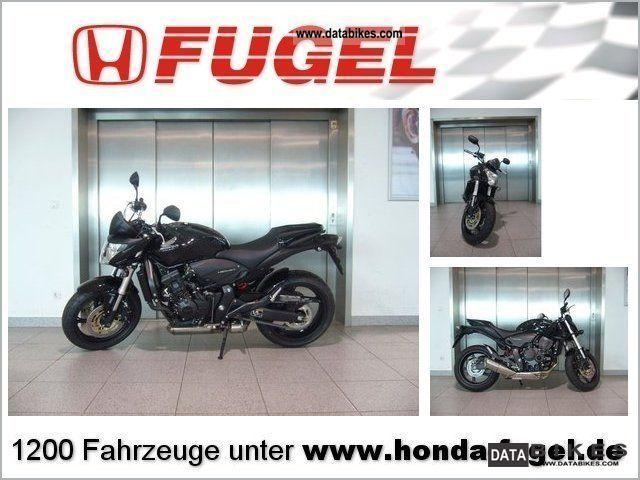 2011 Honda  Hornet 600 ABS Motorcycle Motorcycle photo