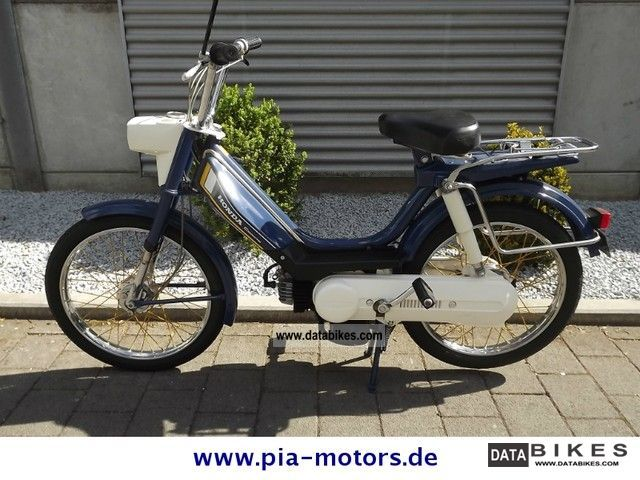 Honda  PA 50 M moped Camino top condition 1979 Vintage, Classic and Old Bikes photo