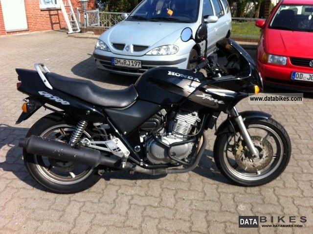 1998 Honda  CB500S Motorcycle Motorcycle photo