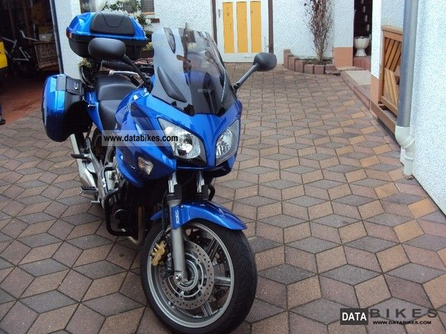 Honda cbf 1000 abs: infos, avis, 7 photos.