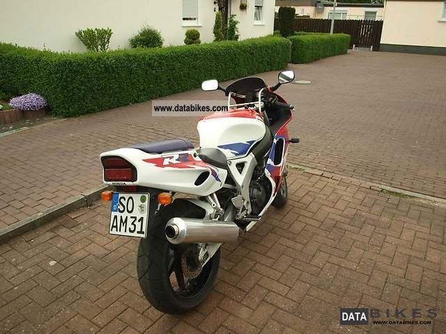 1995 Honda  CBR 900 Motorcycle Sports/Super Sports Bike photo