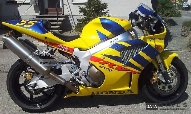2001 Honda  VTR 1000 SP1 Motorcycle Sports/Super Sports Bike photo