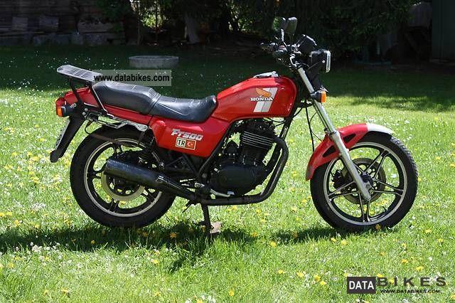 1983 Honda  FT 500 Motorcycle Motorcycle photo
