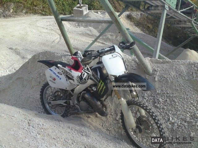 1999 Honda  cr 125 r Motorcycle Rally/Cross photo